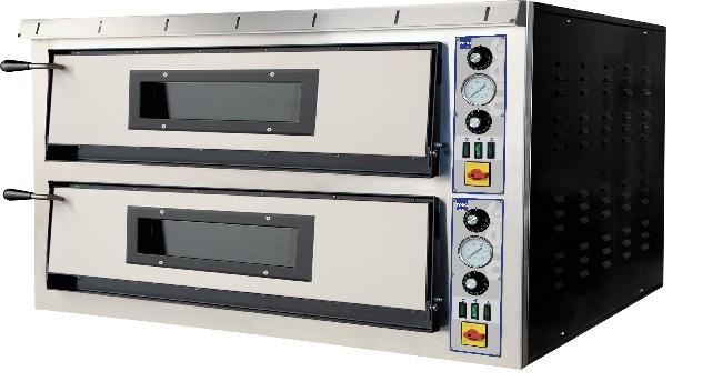 Fornos elétricos para pizzaria GEP44