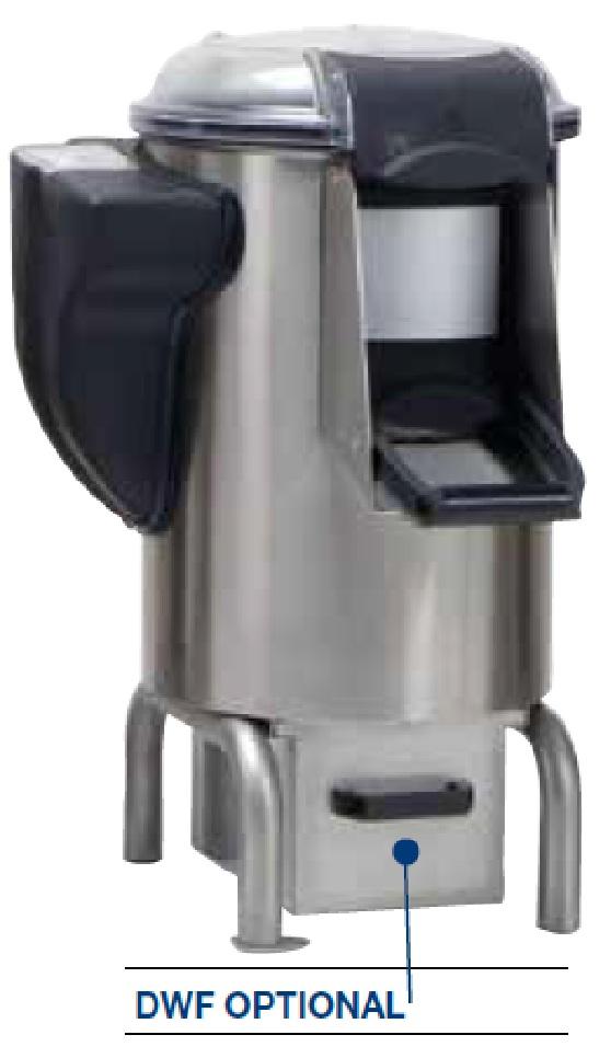 Máquina de Limpeza de Mexilhões LE10