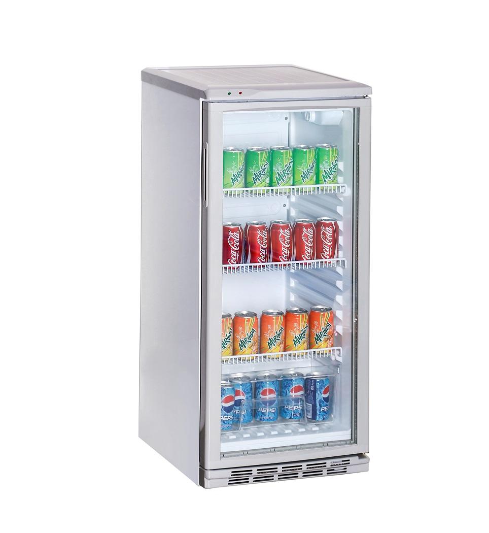 Expositor refrigerado estático para bebidas AK110RG