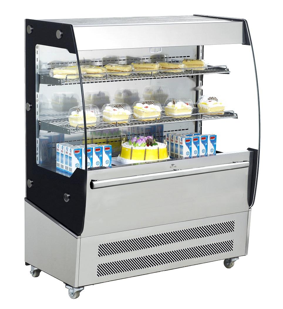 Expositor refrigerado vertical AK200EM