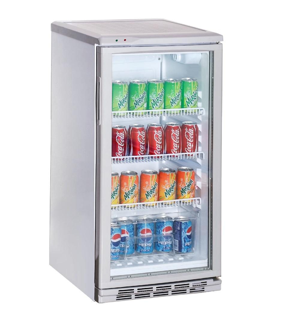 Expositor refrigerado estático para bebidas AK60RG