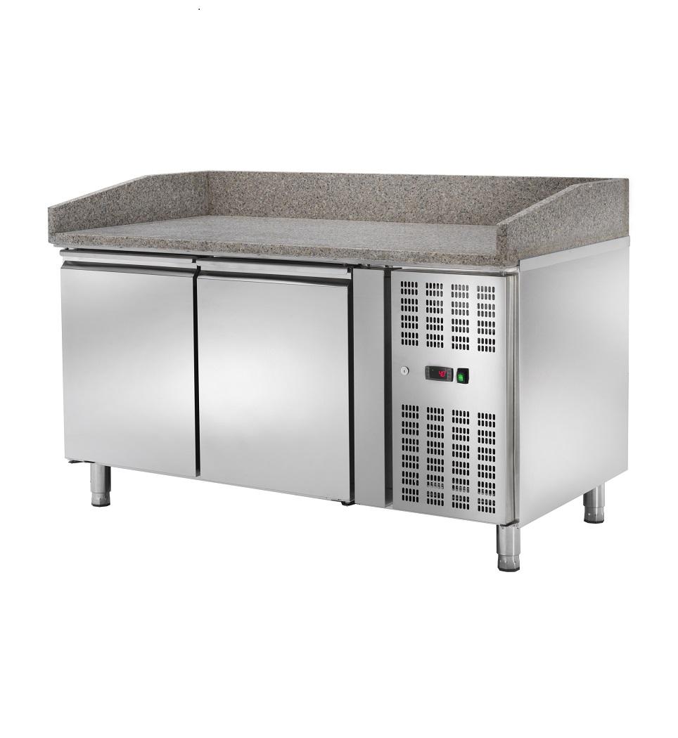 Bancada Refrigerada Ventilada para Preparação de Pizza AK2600TN