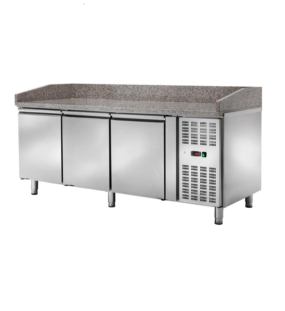 Bancada Refrigerada Ventilada para Preparação de Pizza AK3600TN