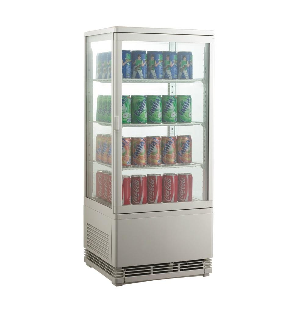Expositor refrigerado ventilado para bebidas AK78EB