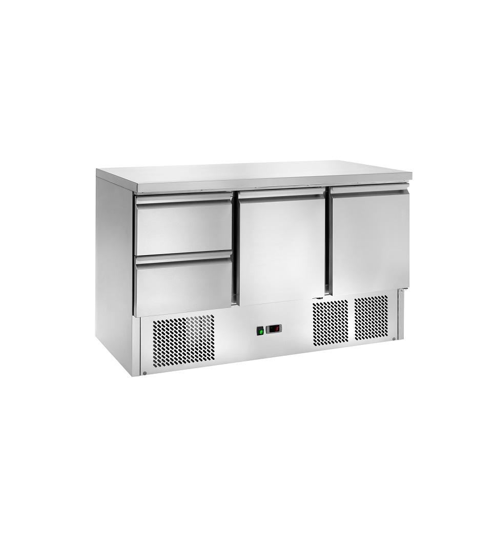 Bancada Refrigerada Estática de Gavetas AK903-4D