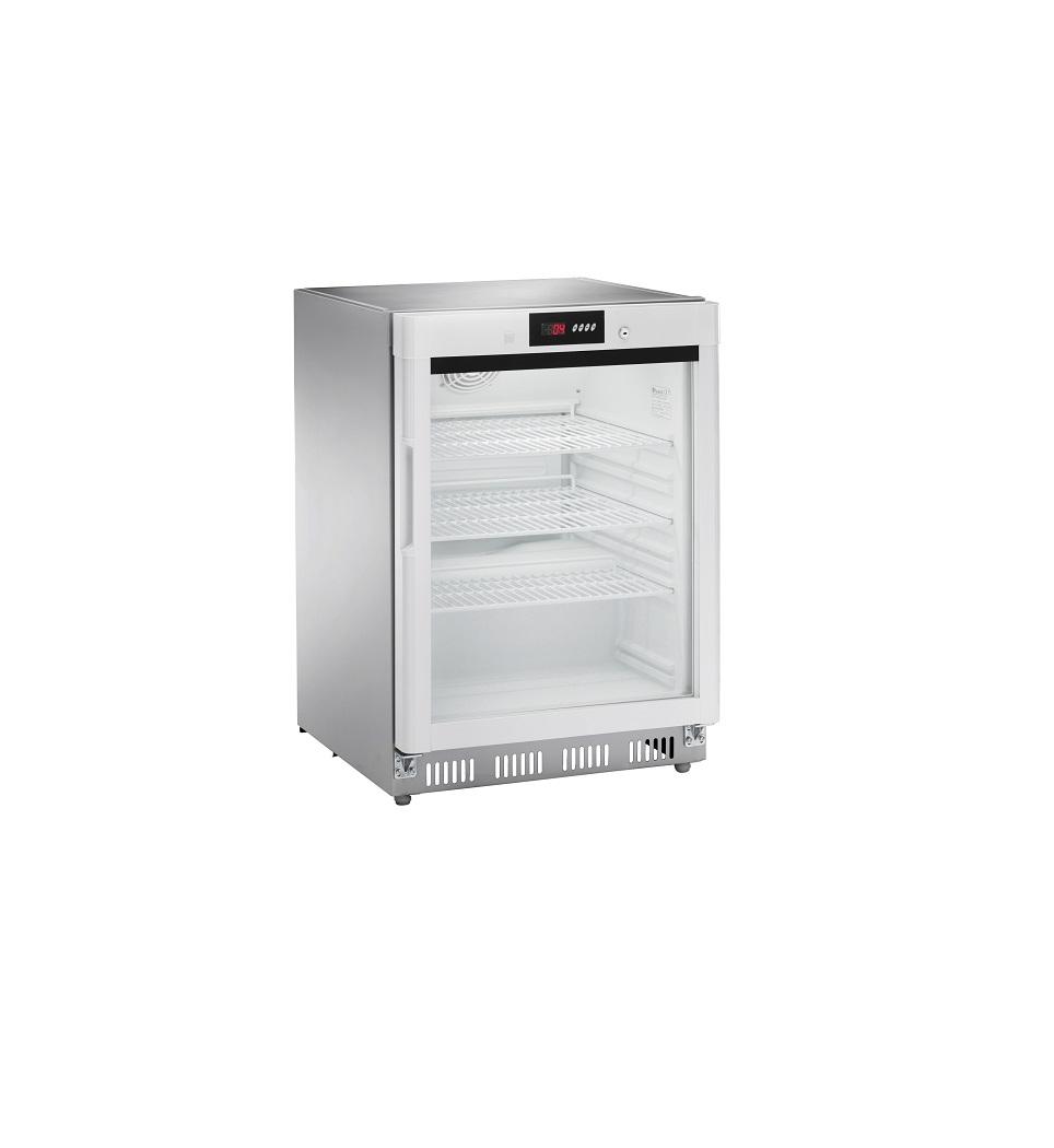 Armário Refrigerado Estático Digital AKD200RG S/S