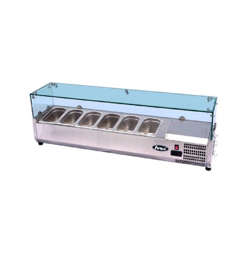 Vitrina Refrigerada de Bancada ESL3889
