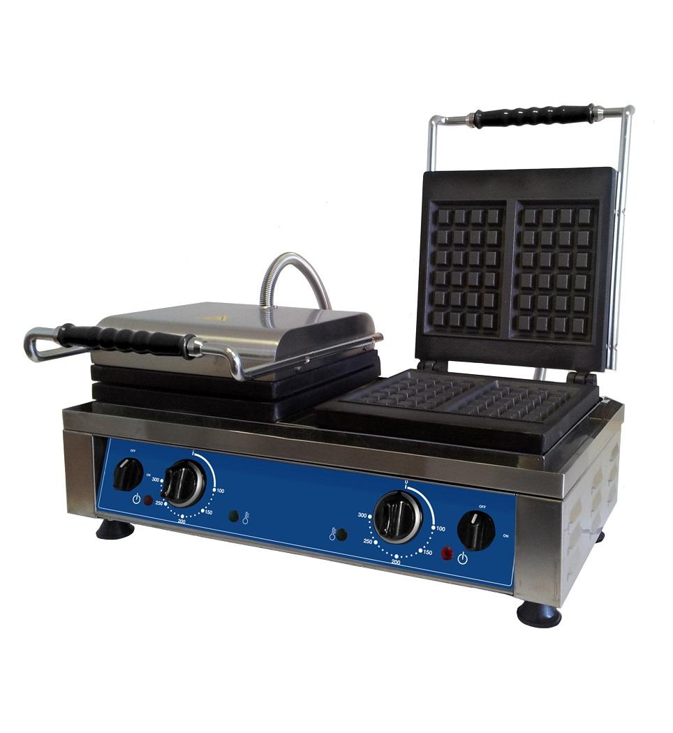 Máquina de Waffles PG55W
